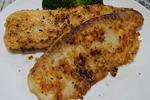 丁香鮭魚排飯