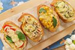 蔬食焗烤法式吐司